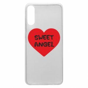 Etui na Samsung A70 Sweet angel