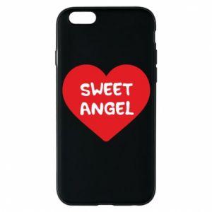 Etui na iPhone 6/6S Sweet angel