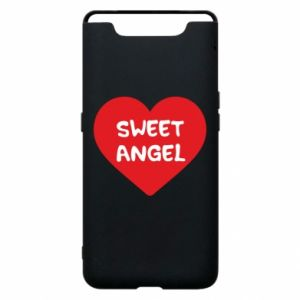 Etui na Samsung A80 Sweet angel