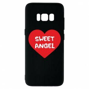 Etui na Samsung S8 Sweet angel
