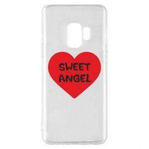 Etui na Samsung S9 Sweet angel