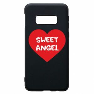 Etui na Samsung S10e Sweet angel
