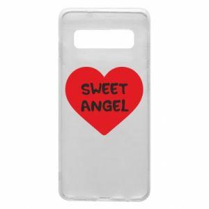 Etui na Samsung S10 Sweet angel
