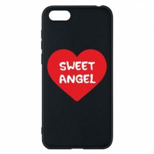 Etui na Huawei Y5 2018 Sweet angel