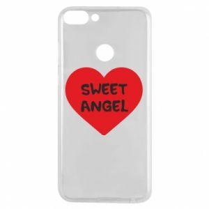 Etui na Huawei P Smart Sweet angel