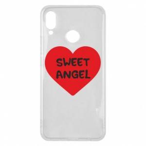 Etui na Huawei P Smart Plus Sweet angel