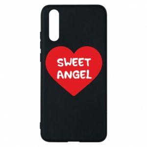 Etui na Huawei P20 Sweet angel