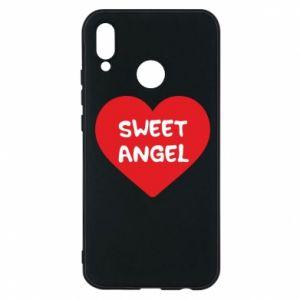 Etui na Huawei P20 Lite Sweet angel