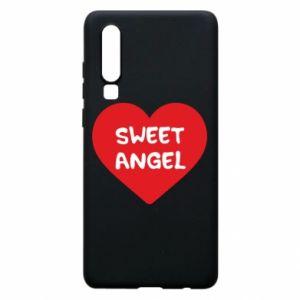 Etui na Huawei P30 Sweet angel