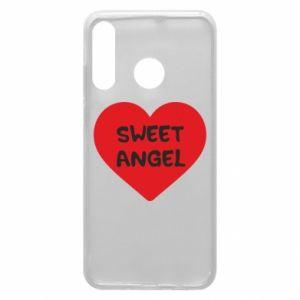 Etui na Huawei P30 Lite Sweet angel