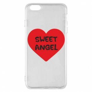 Etui na iPhone 6 Plus/6S Plus Sweet angel