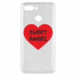 Etui na Xiaomi Redmi 6 Sweet angel