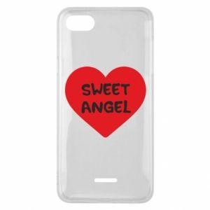 Etui na Xiaomi Redmi 6A Sweet angel
