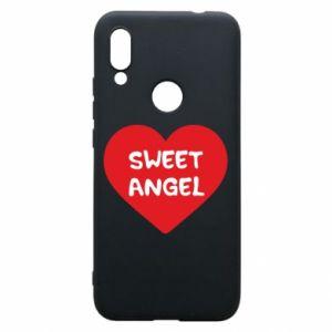 Etui na Xiaomi Redmi 7 Sweet angel