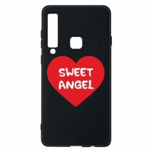 Etui na Samsung A9 2018 Sweet angel