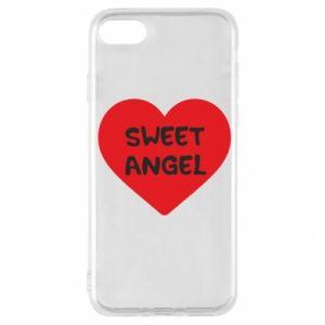 Etui na iPhone 7 Sweet angel