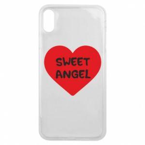 Etui na iPhone Xs Max Sweet angel