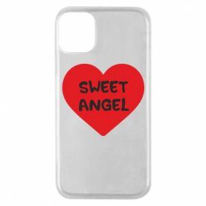 Etui na iPhone 11 Pro Sweet angel