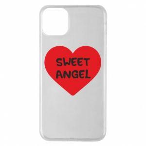 Etui na iPhone 11 Pro Max Sweet angel