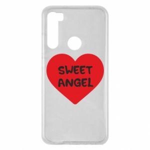 Etui na Xiaomi Redmi Note 8 Sweet angel