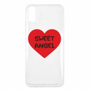 Xiaomi Redmi 9a Case Sweet angel
