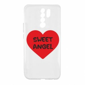 Etui na Xiaomi Redmi 9 Sweet angel