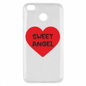 Etui na Xiaomi Redmi 4X Sweet angel