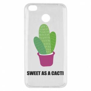 Etui na Xiaomi Redmi 4X Sweet as a cacti