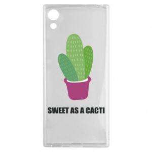 Etui na Sony Xperia XA1 Sweet as a cacti