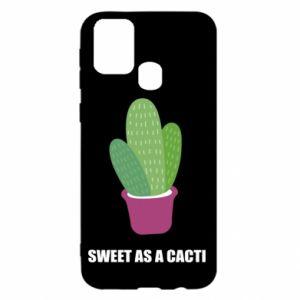 Etui na Samsung M31 Sweet as a cacti