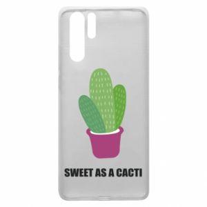 Etui na Huawei P30 Pro Sweet as a cacti
