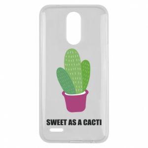 Etui na Lg K10 2017 Sweet as a cacti