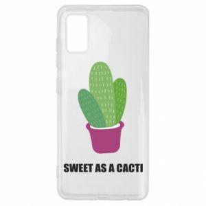 Etui na Samsung A41 Sweet as a cacti
