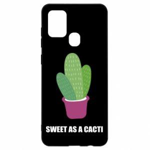 Etui na Samsung A21s Sweet as a cacti