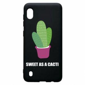Etui na Samsung A10 Sweet as a cacti