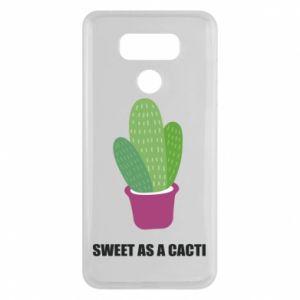 Etui na LG G6 Sweet as a cacti