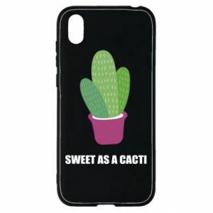 Etui na Huawei Y5 2019 Sweet as a cacti