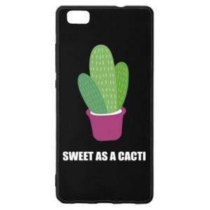 Etui na Huawei P 8 Lite Sweet as a cacti