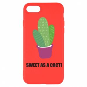 Etui na iPhone SE 2020 Sweet as a cacti