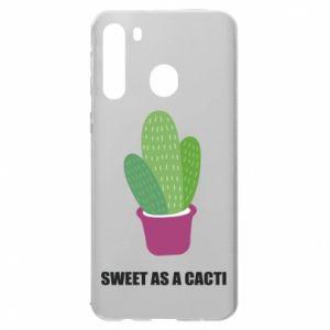 Etui na Samsung A21 Sweet as a cacti