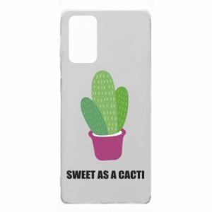 Etui na Samsung Note 20 Sweet as a cacti