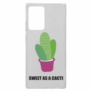 Etui na Samsung Note 20 Ultra Sweet as a cacti