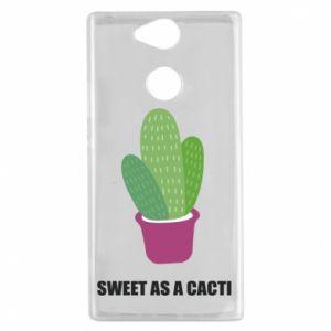 Etui na Sony Xperia XA2 Sweet as a cacti