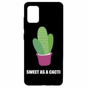 Etui na Samsung A51 Sweet as a cacti