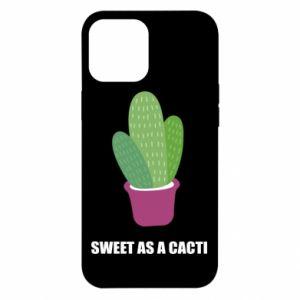Etui na iPhone 12 Pro Max Sweet as a cacti