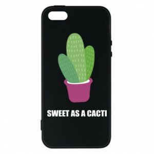Phone case for iPhone 5/5S/SE Sweet as a cacti