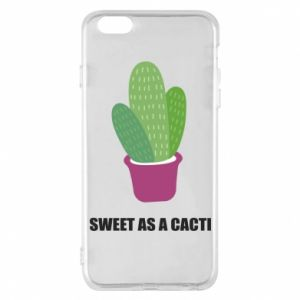 Phone case for iPhone 6 Plus/6S Plus Sweet as a cacti