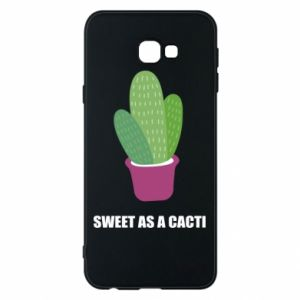 Phone case for Samsung J4 Plus 2018 Sweet as a cacti