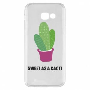 Phone case for Samsung A5 2017 Sweet as a cacti