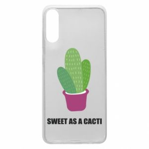 Phone case for Samsung A70 Sweet as a cacti